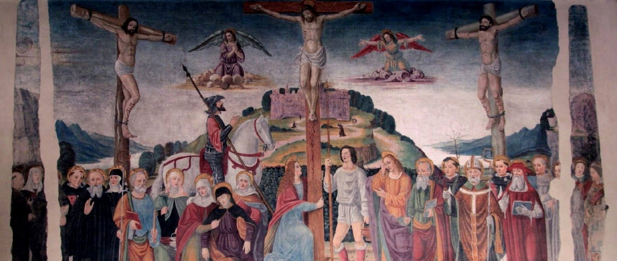 Ex Monastero e Chiesa dei Santi Pietro e Paolo di Brugora