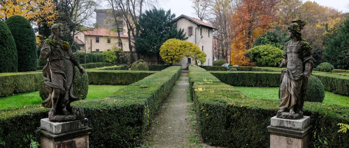 Villa Cusani Confalonieri, Carate Brianza