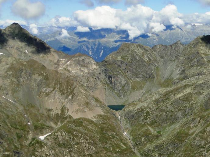 Bivouacs in Val Malgina