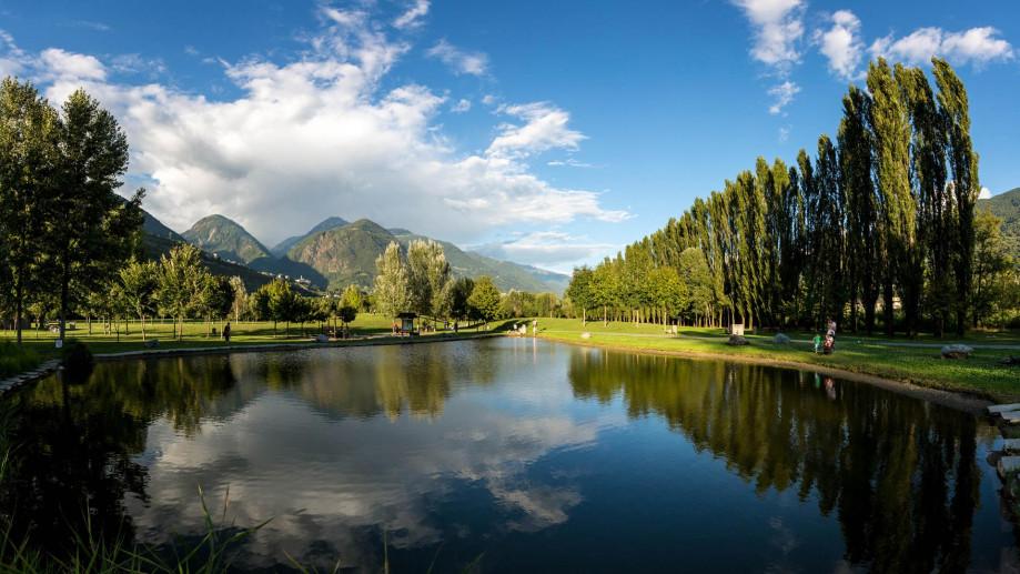Picnic areas - Parco Bartesaghi
