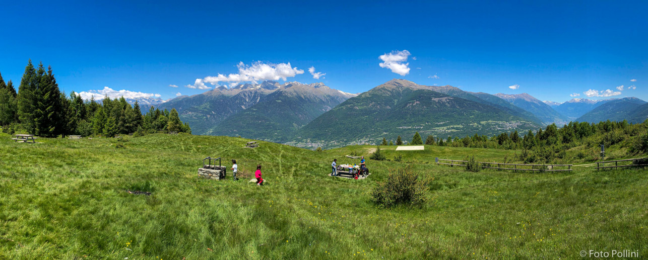 Picnic areas - Alpe Piazzola