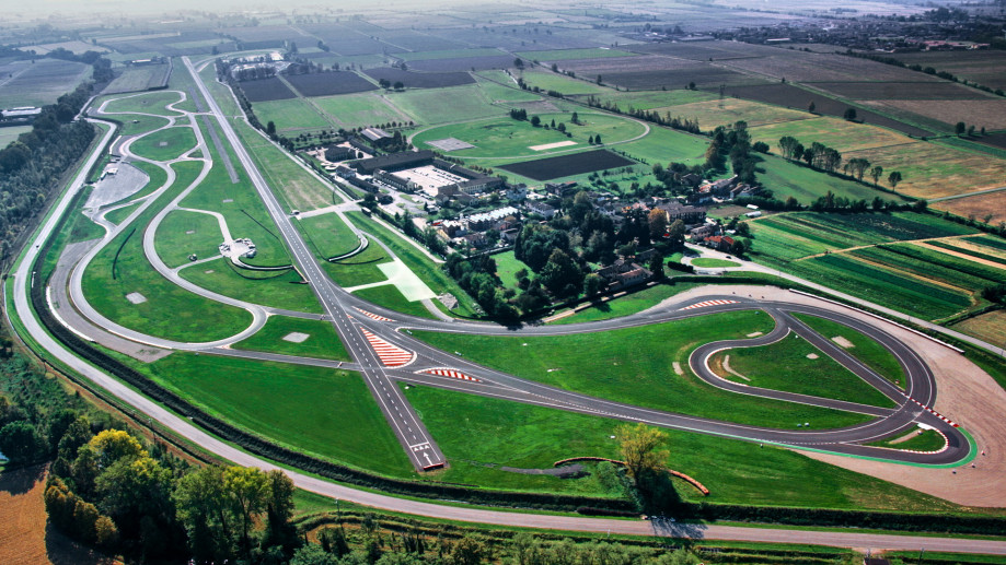 Vairano circuit
