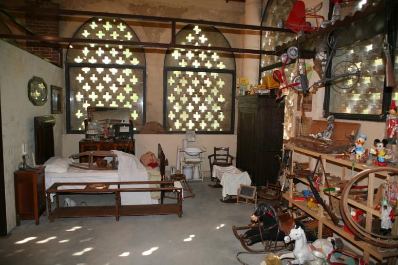 Museo, camera da letto contadina