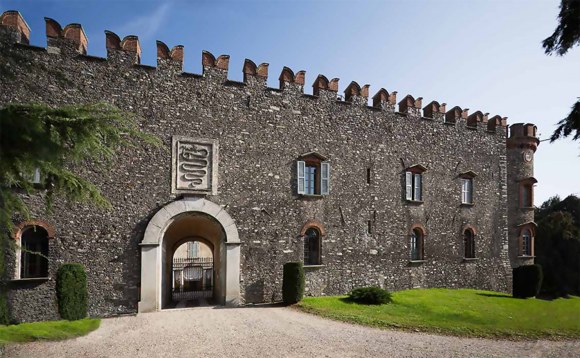 Castello di Caidate