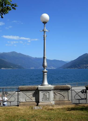 Lago Maggiore Luino Liberty