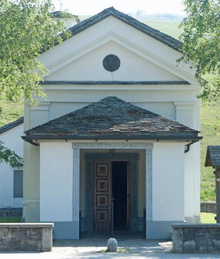 Chiesa Madonna delle neve Forcora
