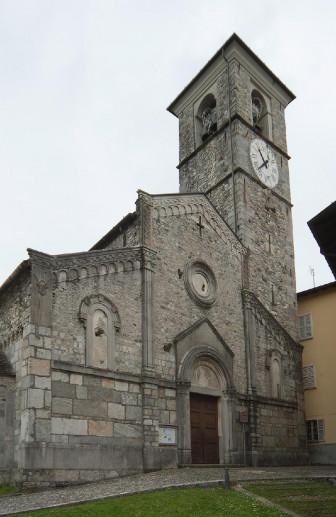 Chiesa San Vittore Brezzo di Bedero