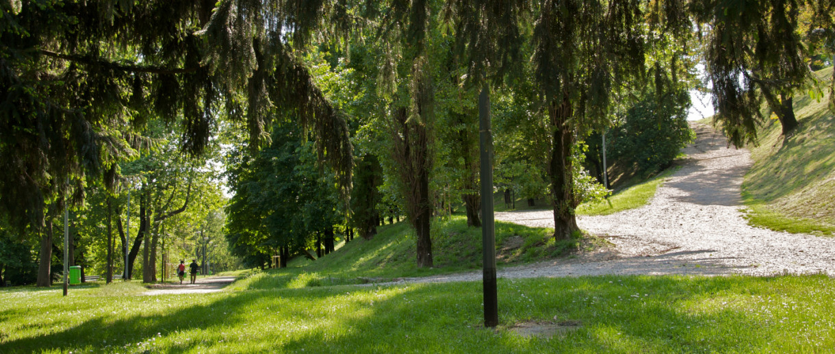 Monte Stella e il giardino dei Giusti