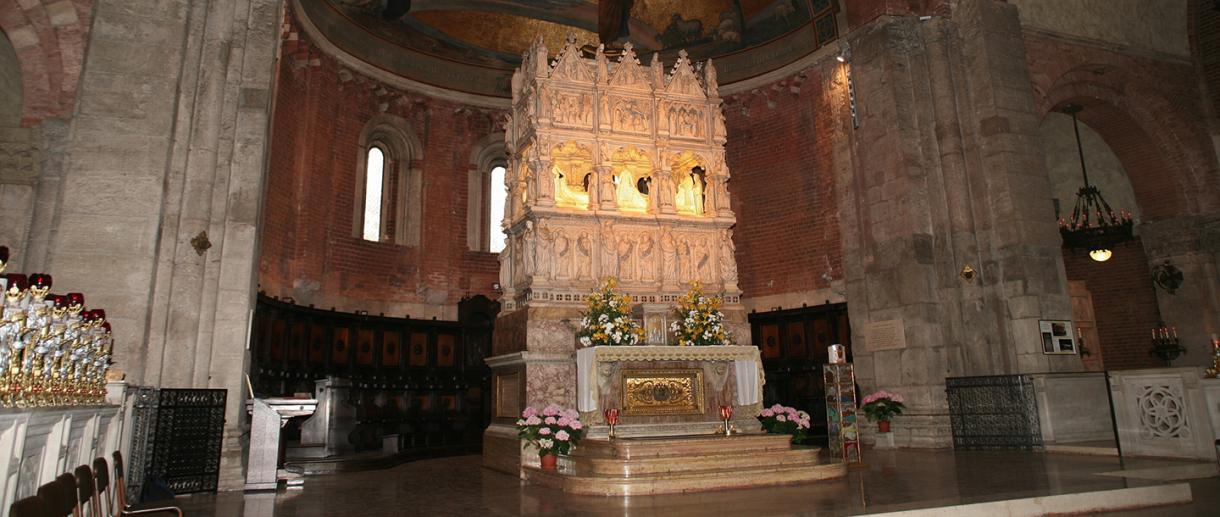 Basilica of San Pietro in Ciel d'Oro