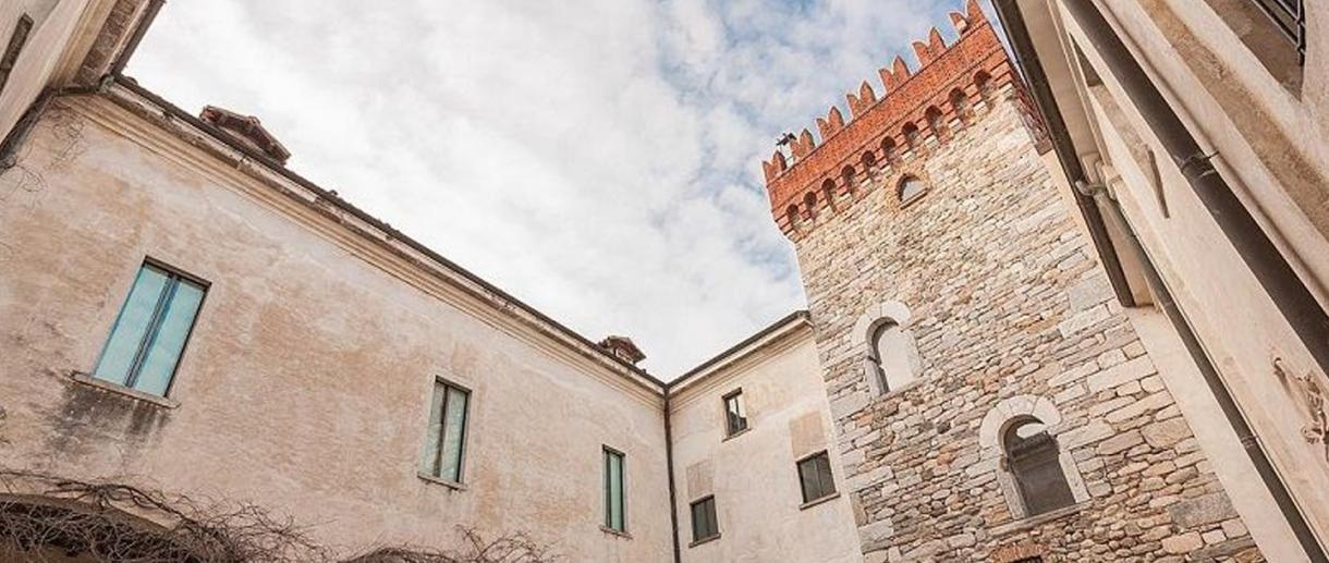 Castello Castiglioni Mantegazza