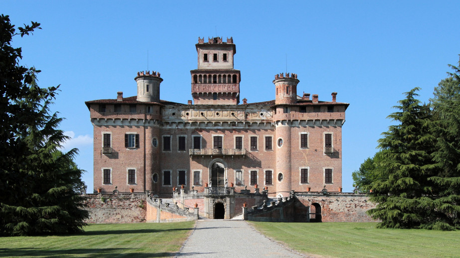 The Chignolo Po Castle