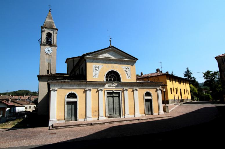 Chiesa Parrocchiale della Natività della Beata Vergine Maria