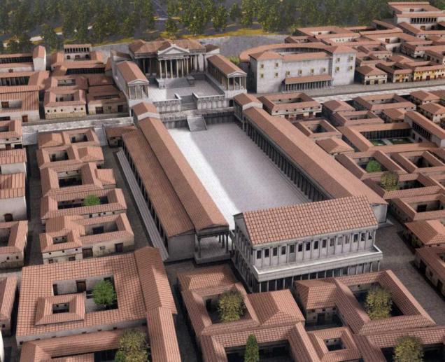 Piazza del Foro