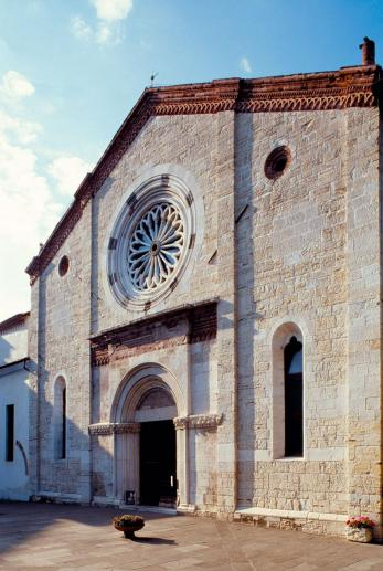 Iglesia de San Francesco d'Assisi