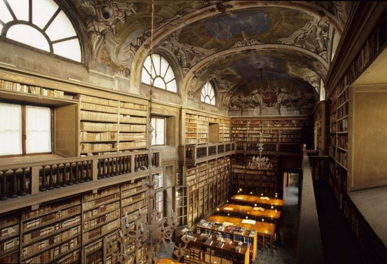 The Queriniana Library and the Bishop's Palace