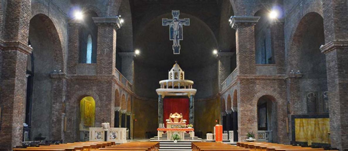 Luce ed ombra al Santuario della Vittoria