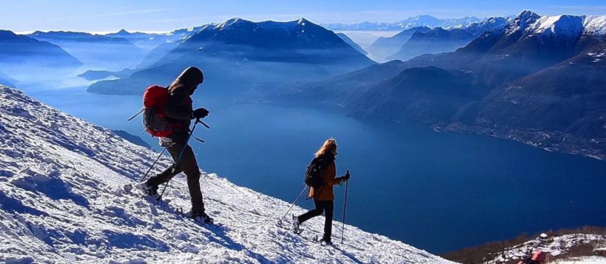Il Paradiso naturale dell' Alpe Giumello