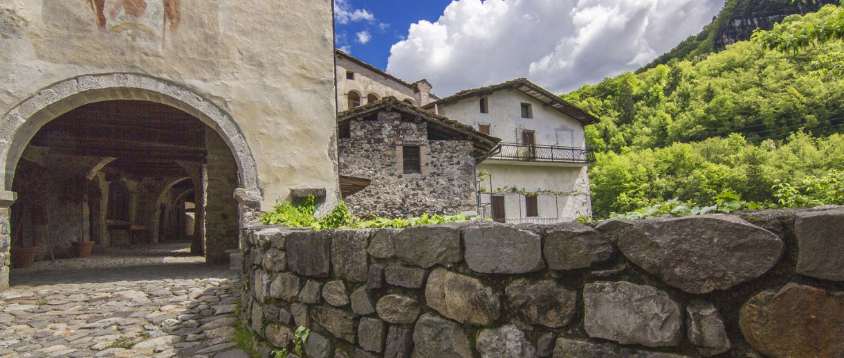 Cornello dei Tasso, Borghi Lombardia