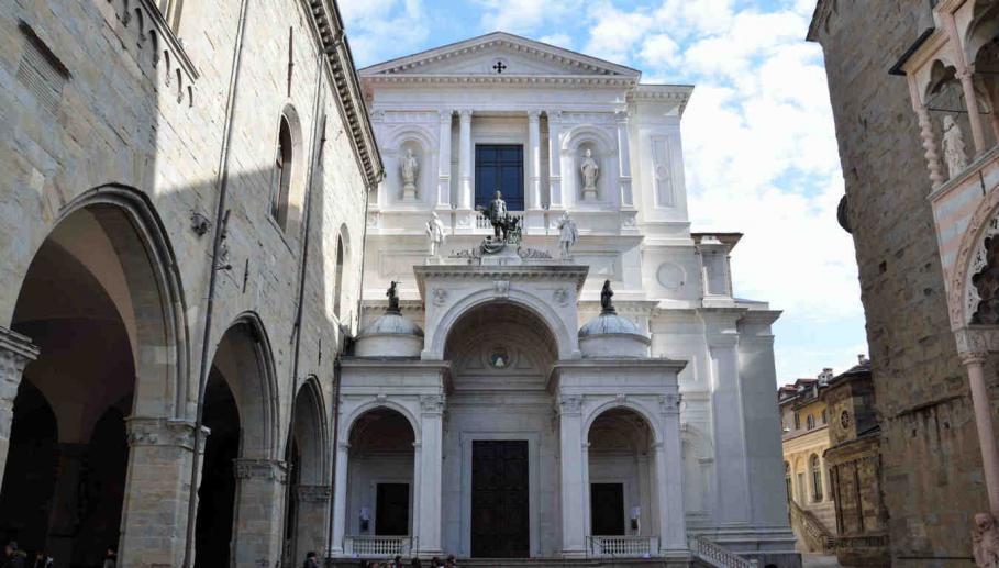 Duomo di Bergamo, Chiese Bergamo
