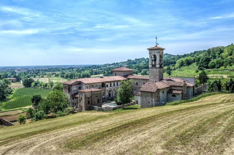 The Monastery of Astino, Churches in Bergamo