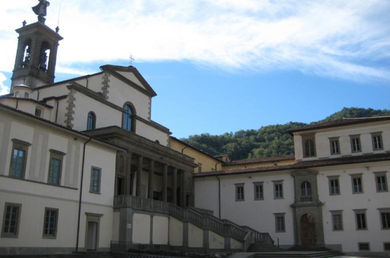 Monastero di San Giacomo Maggiore, Churches of Bergamo