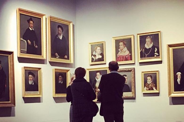 Pinacoteca de la Accademia Carrara de la Bergamo