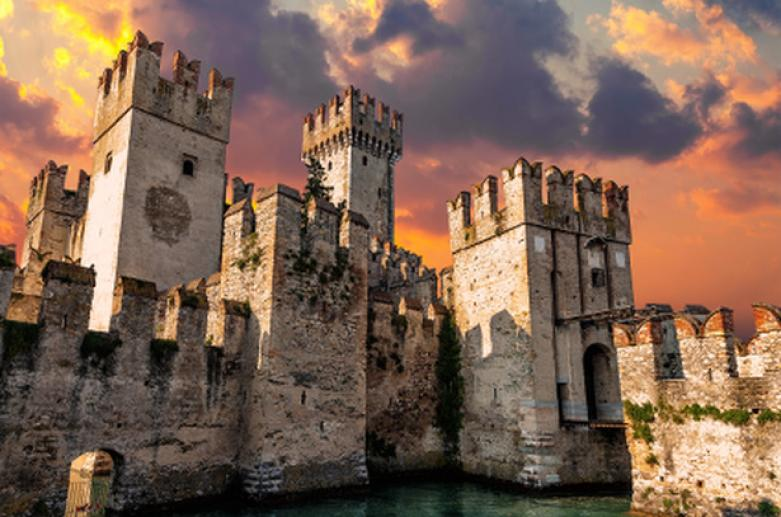 Castillo Scaligero de Sirmione