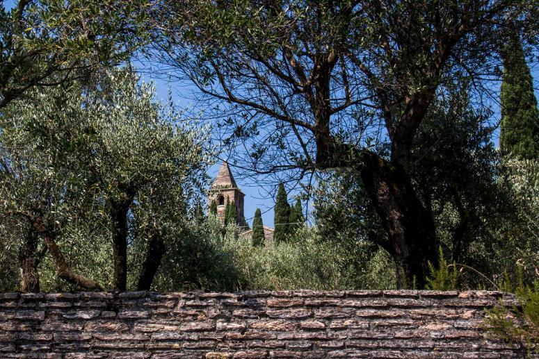 Kirche von S. Pietro in Mavino