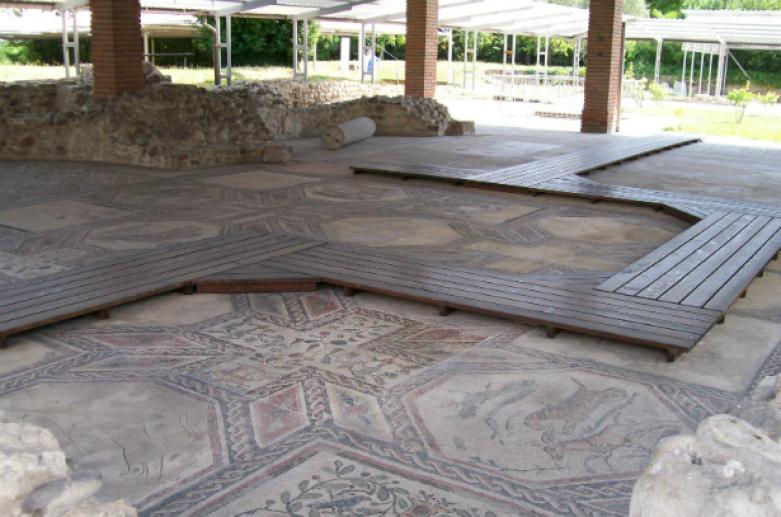 Die Römische Villa Von Desenzano