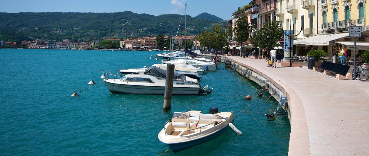 Salò, Lago di Garda