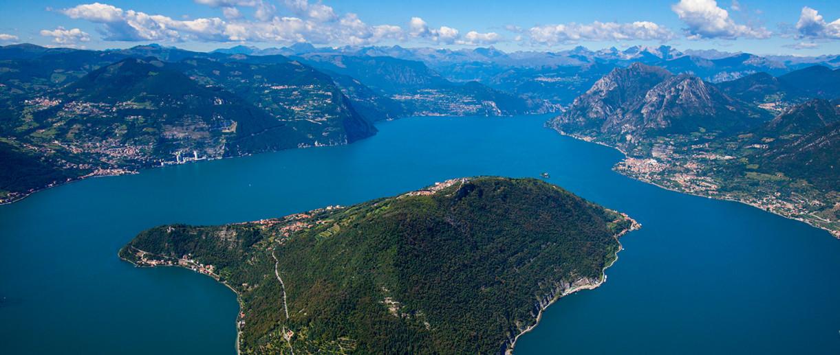 Montisola, Lago d'Iseo