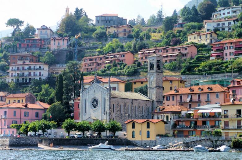 Village of Argegno
