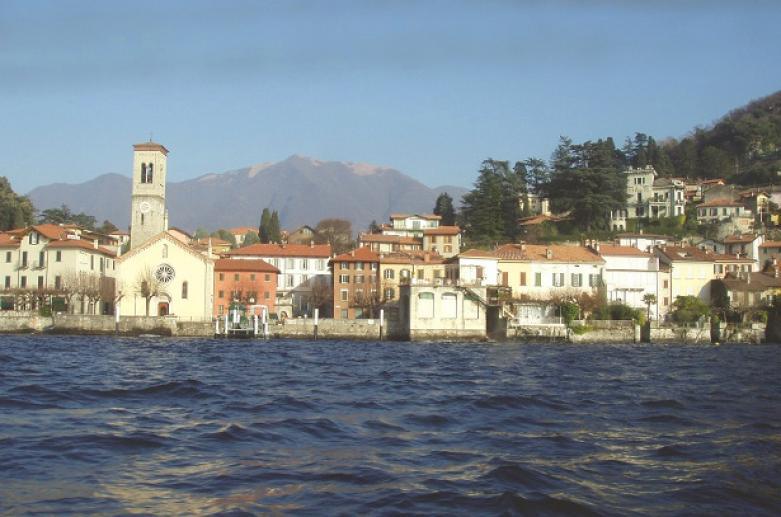 Torno, Borghi Lago di Como