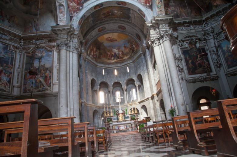 Basilica di San Fedele, Churches of Como