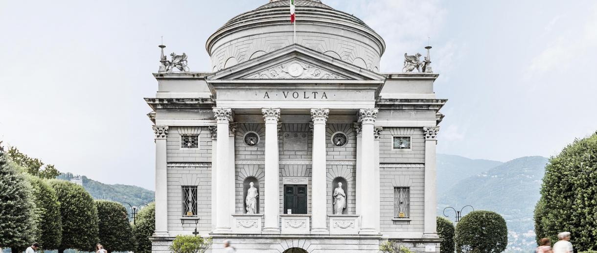 Volta temple