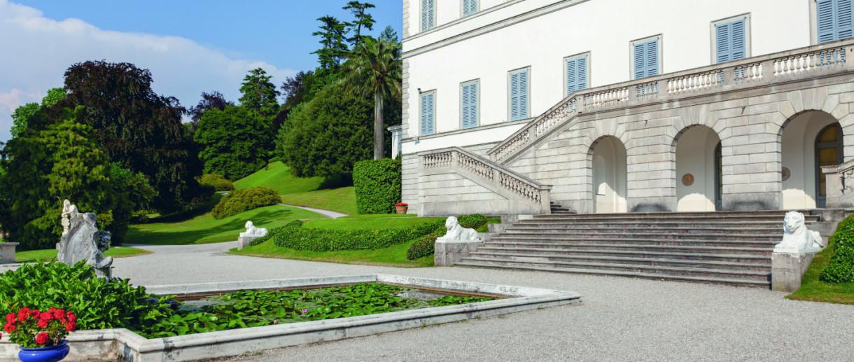 Villa Melzi D'Eril, Bellagio, Lago di Como