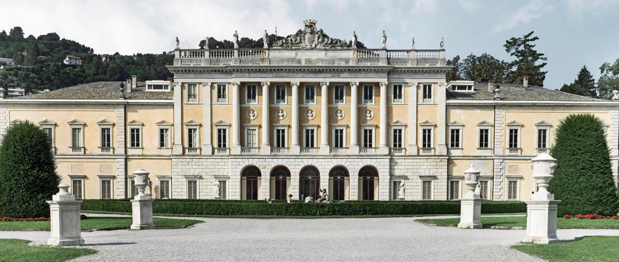 Villa Olmo, Como