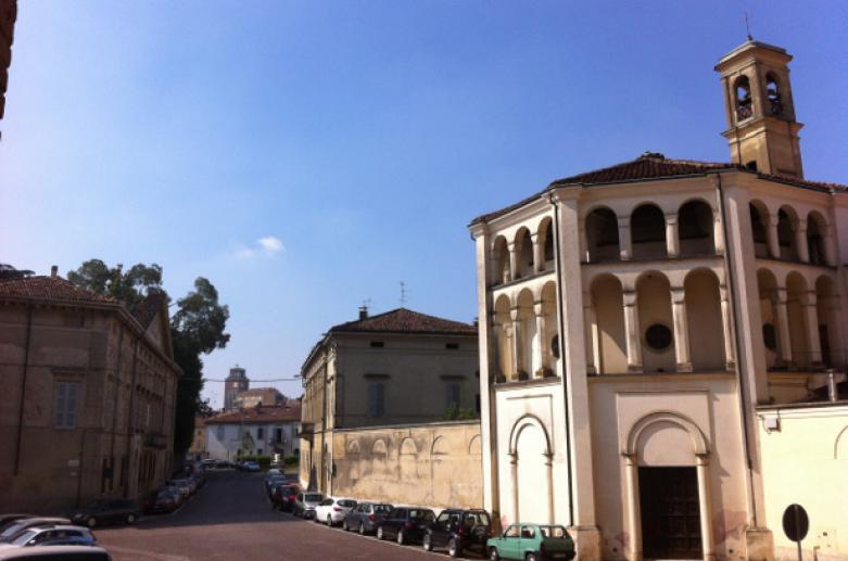 Complejo monástico de Santa Chiara