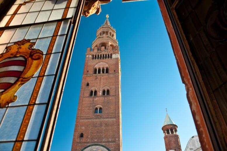 Torrazzo de Cremona