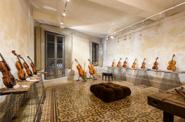 Maison d'Antonio Stradivari