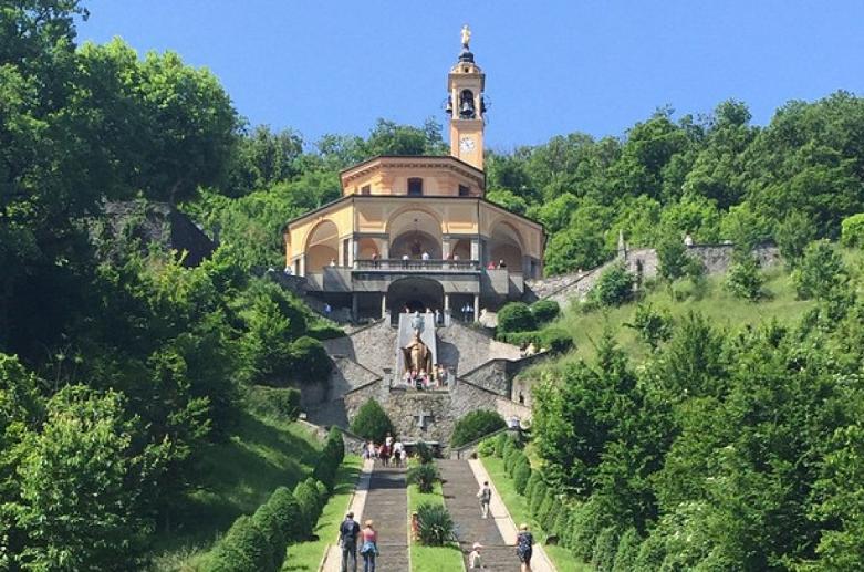 Santuario della Madonna del Bosco, Chiese Lecco