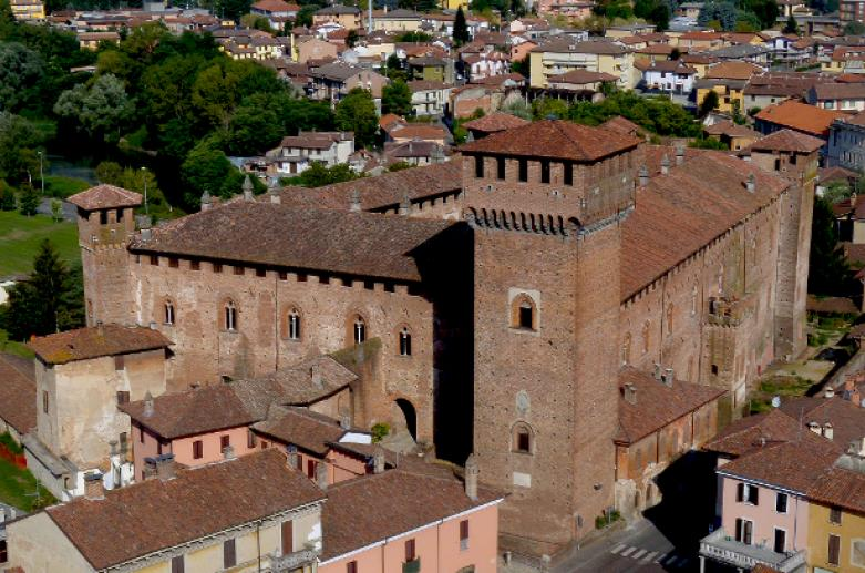 Château Bolognini de Sant'Angelo Lodigiano