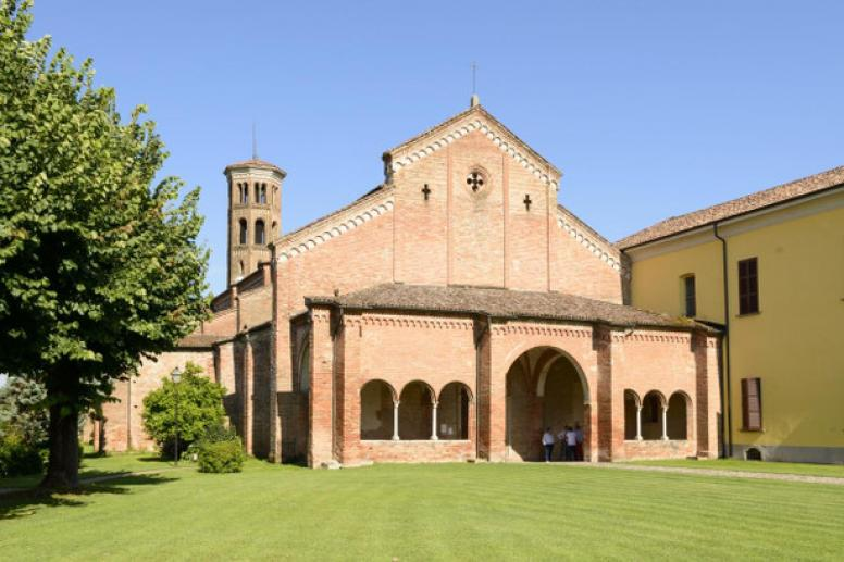 Cerreto Abbey, Churches Lodi
