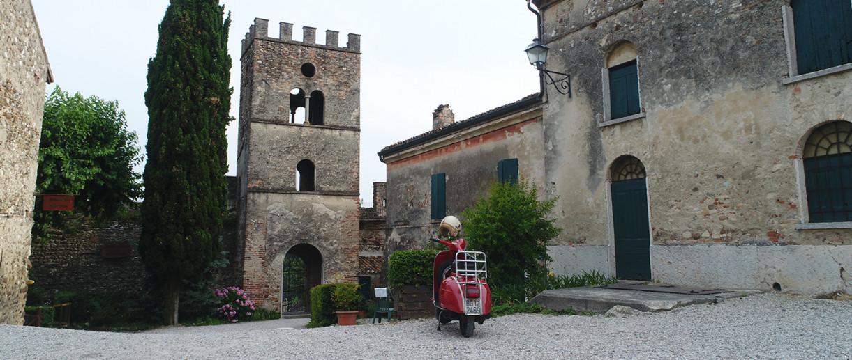 Castellaro Lagusello, Borghi Mantova