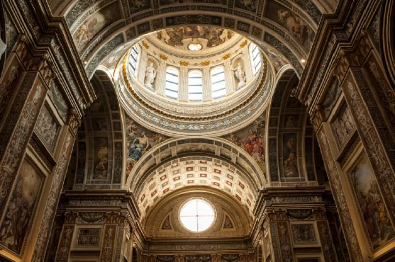 Churches of San Sebastiano and Sant'Andrea, churches in Mantua