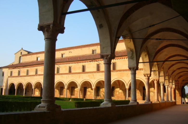 The Polirone monastic complex, Church Mantua