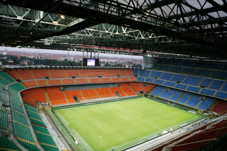 San Siro Stadium Giuseppe Meazza