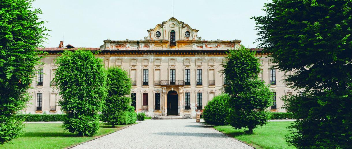 Villa Arconati, Monumenti Milano