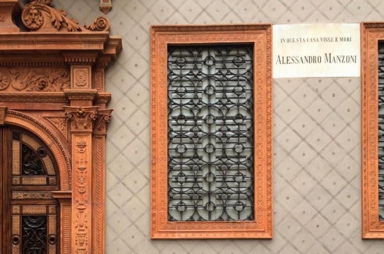 Casa Manzoni, museum in Milan