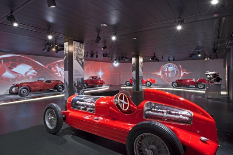 Museo Storico Alfa Romeo, Museums Milan